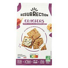Crackers Figues & Noix Du Périgord Aop 100g Bio