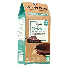 Préparation pour Fondant au Chocolat 340g Bio