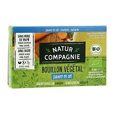Bouillon Végétal Pauvre En Sel Bio