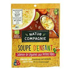 Julienne Legumes Pates 50G Bio