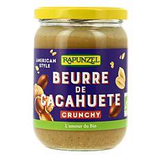 Beurre De Cacahuetes 500G Bio