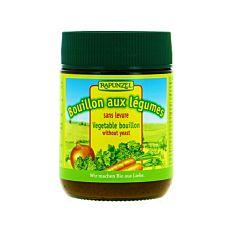 Bouillon Aux Légumes Sans Levure 160g Bio