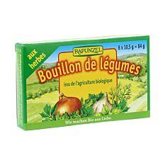 Bouillon Legume Herbe 88G Bio