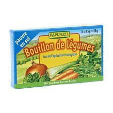 Bouillon Legumes Ss Sel 68G Bio