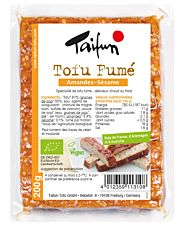 Tofu Fume Amandes Sesame 200G Bio