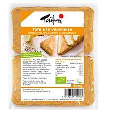 Filets De Tofu 160G Bio