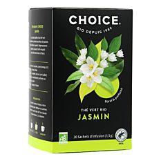 Thé Jasmin 20 Infusions Bio