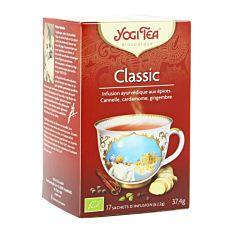 Yogi Tea Classic 17Inf Bio