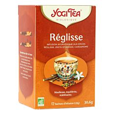 Infusion réglisse 15inf Bio