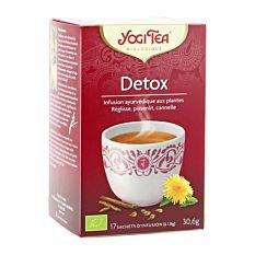 Yogi Tea Detox 17Inf Bio