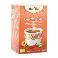 Yogi Tea Joie De Vivre 17Inf Bio