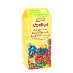 Jus Fruits Rouges 75Cl Elopack Bio