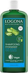 Shampoing hydratant à l'Aloe Vera 250ml Bio