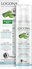 Fluide hydratant à l'Aloe Vera et Acide Hyaluronique 30ml Bio