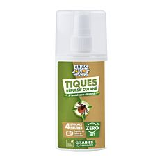 Spray Anti-Tiques 100ml Bio