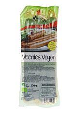 Mini-saucisses végétales 200G Bio
