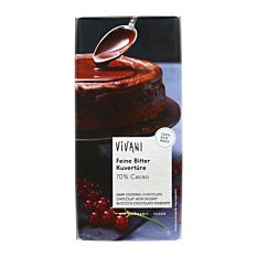 Chocolat Noir Dessert 200G Bio