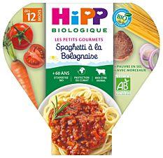 Assiet Spaghetti Bolo 230G Bio