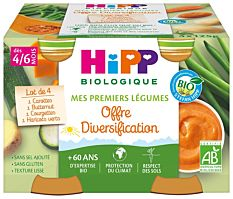 Diversification Legumes 4X125G Bio