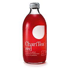 Thé glacé Charitea Red 330ML Bio