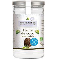 Huile de coco désodorisée 95Cl Bio