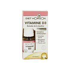 Vitamine D3 Lanoline