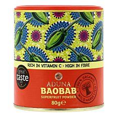 Poudre de Baobab 80G