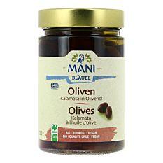 Olives de Kalamata à l'Huile 280g Bio