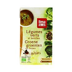 Soupe Leg Vert/ Lent 1L Bio