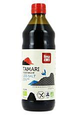 Tamari Less Salt 50Cl Bio