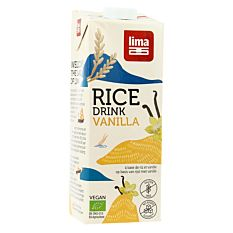 Rice Drink Vanille 1L Bio