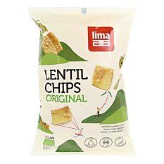 Chips lentilles original 90g Bio