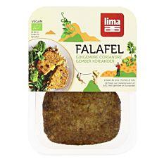 Falafel gingembre coriandre 200g Bio