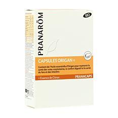 Origan + x30 capsules