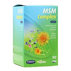 MSM Complex Anti Allergies - 90 gélules