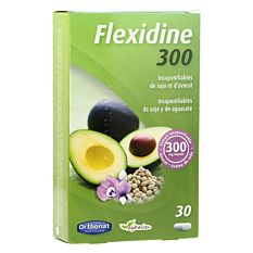 Flexidine 300 - 30gélules