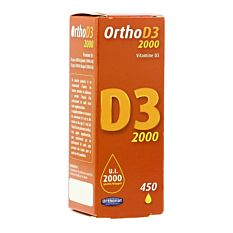 Vitamine D3 2000UI 20ml Bio