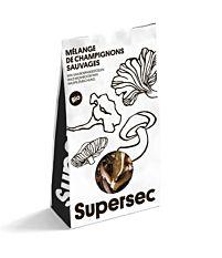 Mélange De Champignons Sauvages 25g Bio