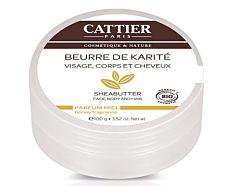Beurre de karité miel 100G  Bio