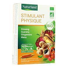Stimulant physique 20x10ml Bio