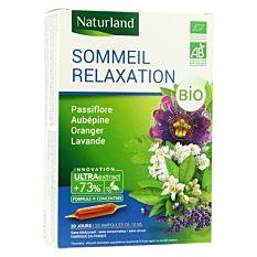 Sommeil & Relaxation 20x10ml Bio