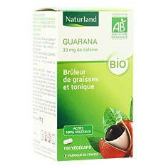 Guarana - 150capsules Bio