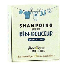 Shampoing solide bébé douceur 100g Bio