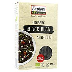 Spaghetti aux Haricots noirs 200g Bio