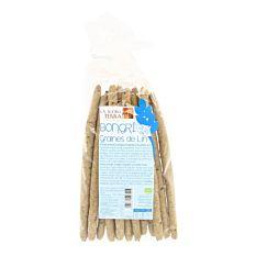 Gressins Aux Graines De Lin 150g Bio