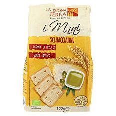 Mini Crackers à L'huile D'olive 200g Bio