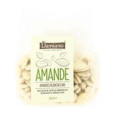Amandes blanches 250G Bio