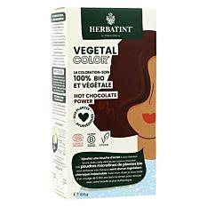Coloration végétale Chocolat 100G Bio