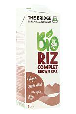 Boisson riz complet 1L Bio