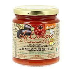 Sauce Tomate Aubergine 300G Bio